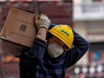 La economía de China crece un histórico 18,3% en el primer trimestre