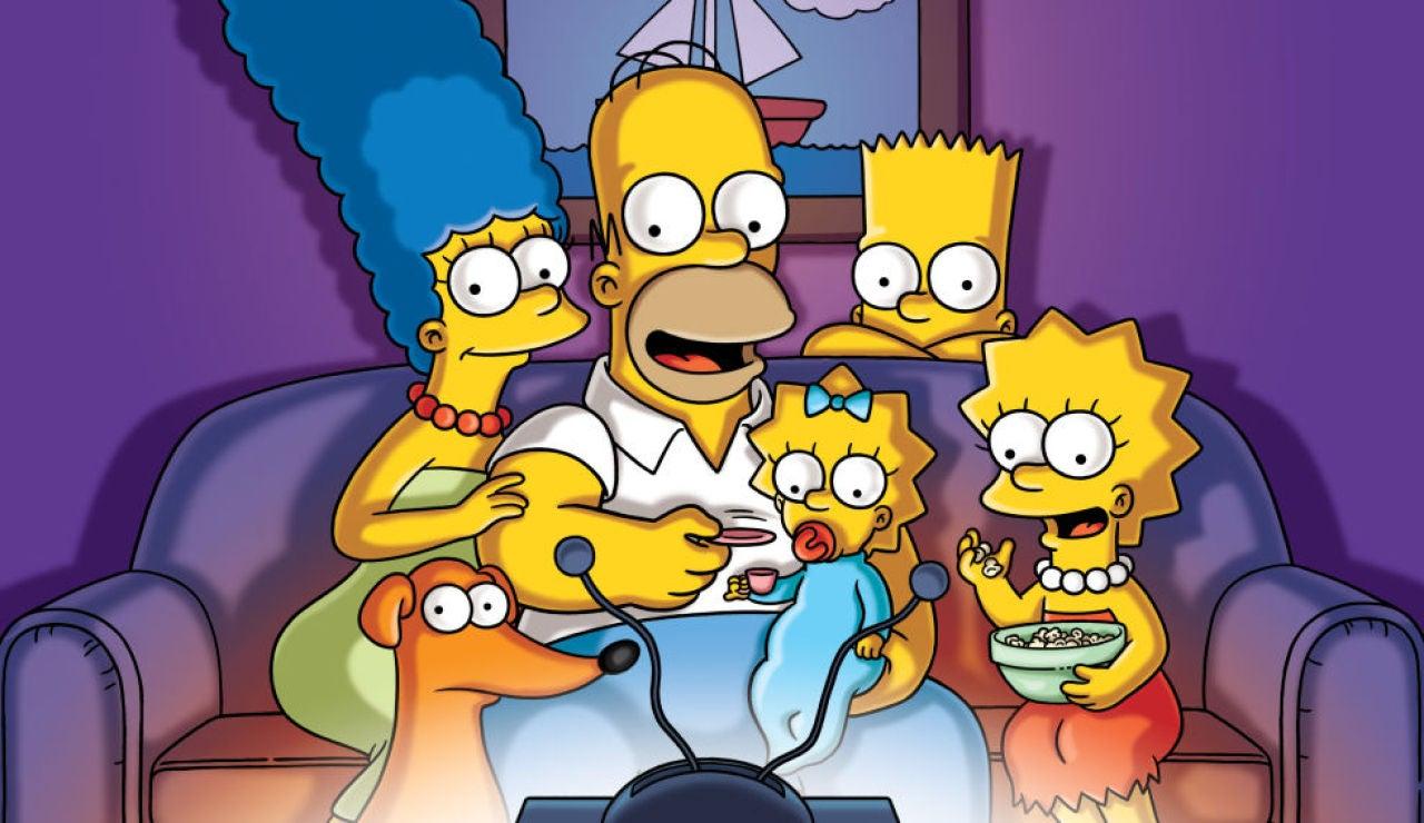 Efemérides de hoy 19 de abril de 2021: Los Simpson
