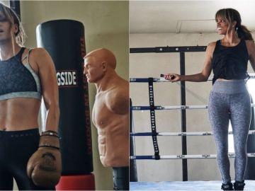 El fitboxing, el deporte de moda para estar en forma que practica Halle Berry