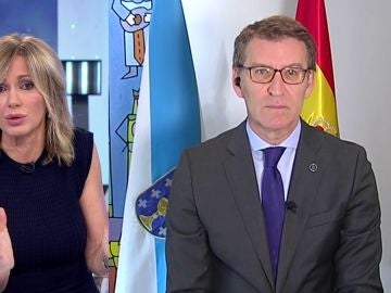 Nuñez Feijoo.