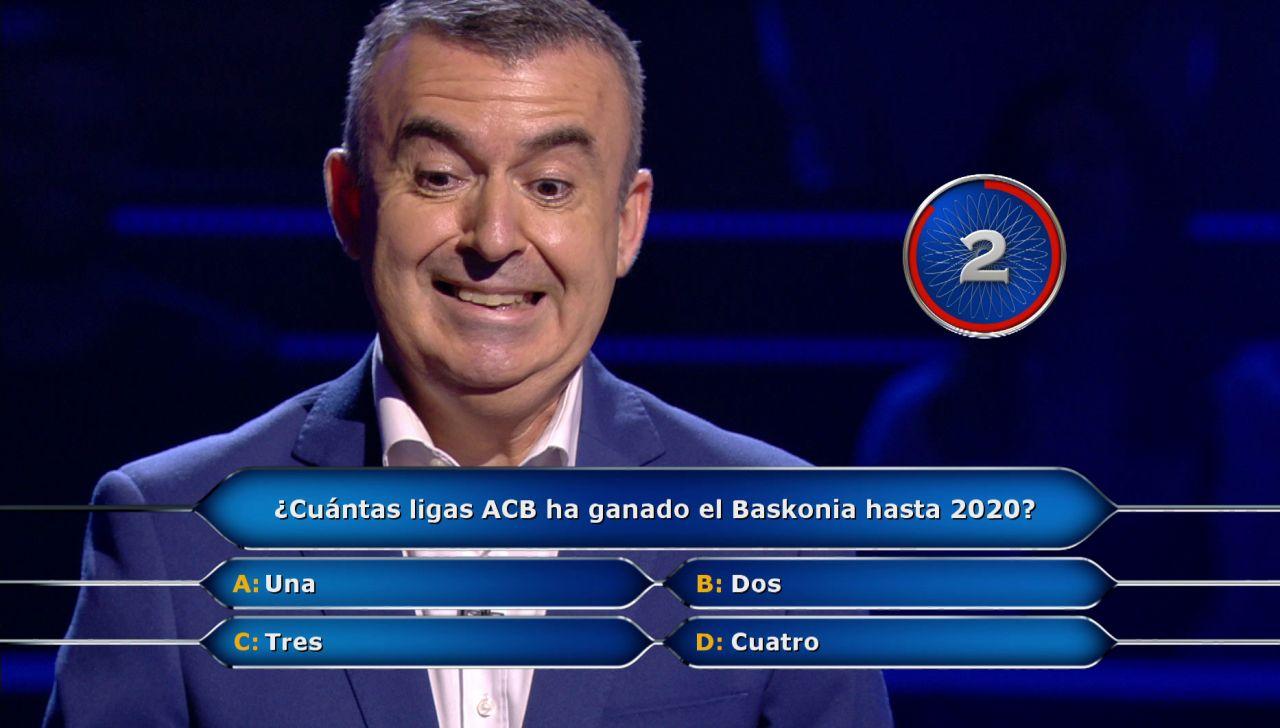 """La mala suerte de Lorenzo Silva con la llamada al borde de los 30.000 euros: """"Es jugar a la ruleta"""""""