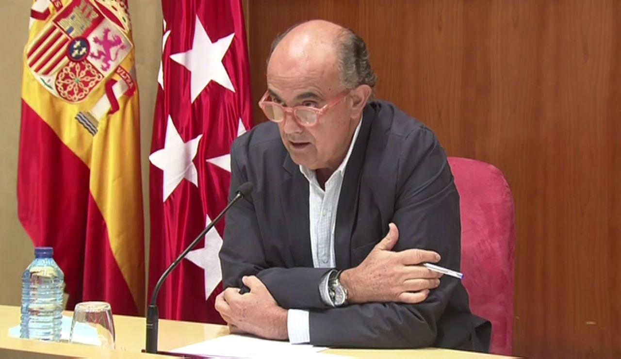 """Antonio Zapatero: """"Necesitamos más vacunas o nos veremos obligados a cerrar los puntos de vacunación masiva"""""""