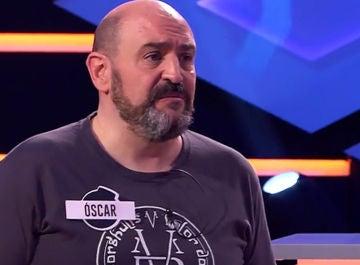 Óscar Díaz en '¡Boom!'