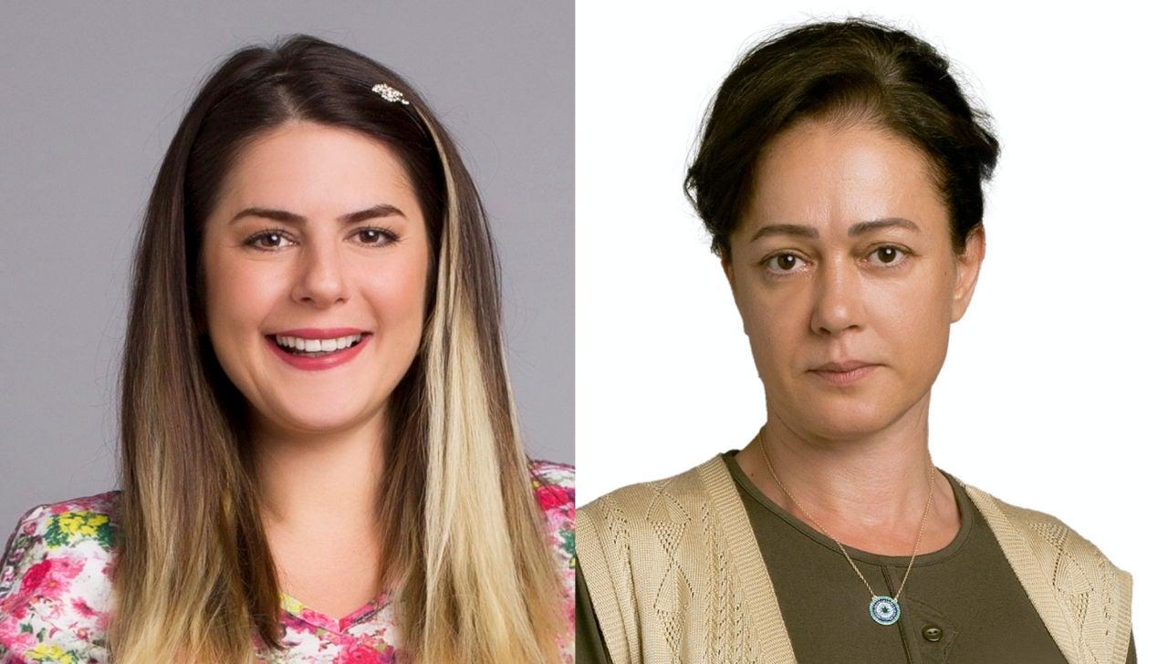 Ayça Erturan y Bennu Yildirimlar, Yeliz y Hatice en 'Mujer'