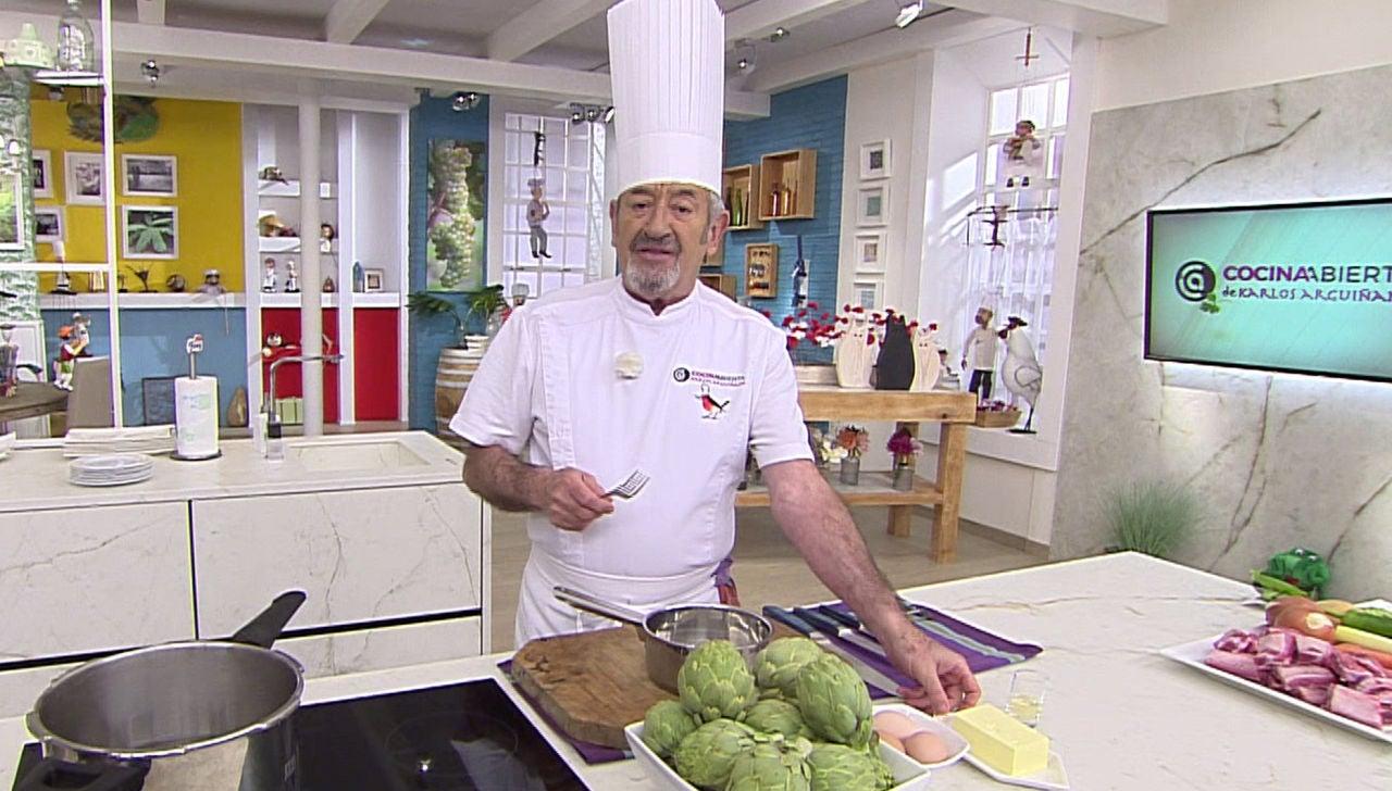 Karlos Arguiñano desvela la diferencia entre salsa holandesa y mahonesa