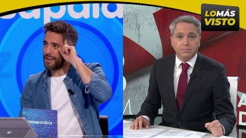 Antena 3 logra lo más visto del viernes con 'Pasapalabra' (2,9M) y Antena 3 Noticias 2 (2,8M)