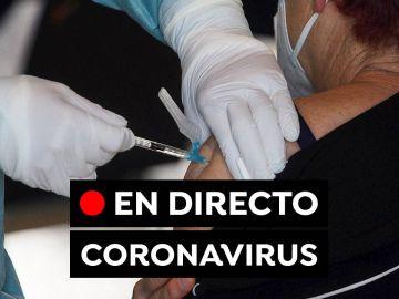 Coronavirus en España: Restricciones, vacunas y últimas noticias del COVID-19 hoy, en directo