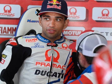 Jorge Martín sufre un grave accidente en los libres de Moto GP y es evacuado con un traumatismo craneoencefálico
