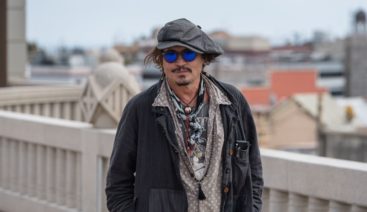 La tremenda acogida de Johnny Depp en Barcelona tras las nuevas pruebas presentadas en su juicio con Amber Heard