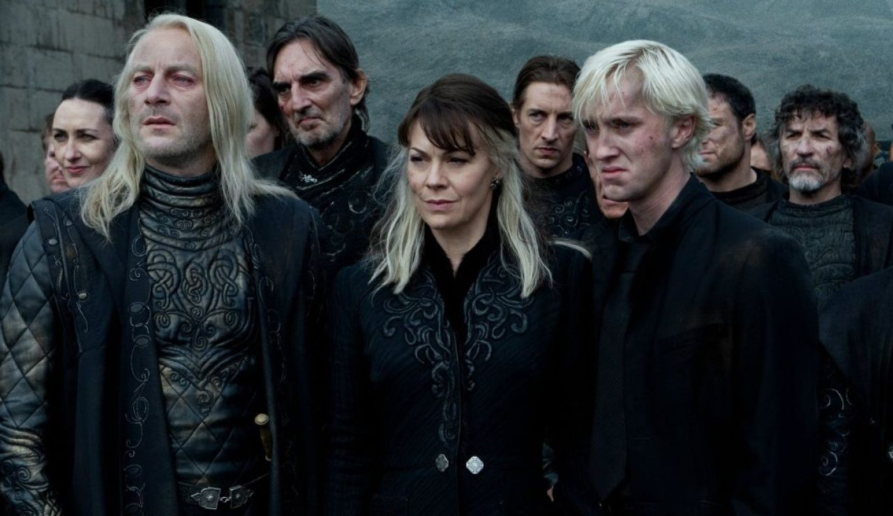 Helen McCrory en 'Harry Potter'