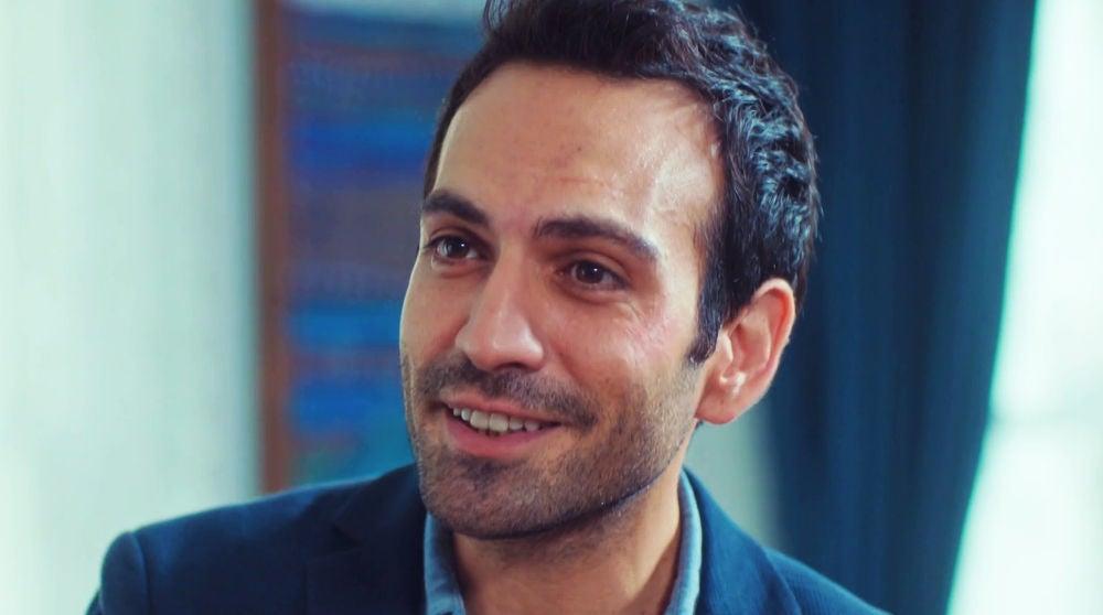 Bugra Gülsoy es Demir en 'Mi hija'