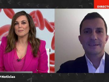 """Javier López-Belmonte, vicepresidente de Rovi: """"Es una buena idea para el futuro que las empresas puedan vacunar frente al coronavirus"""""""