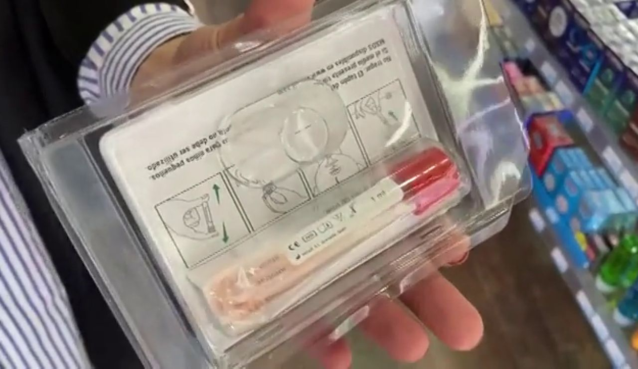 Las farmacias de Pontevedra realizan test gratuitos de coronavirus a jóvenes de entre 12 y 17 años
