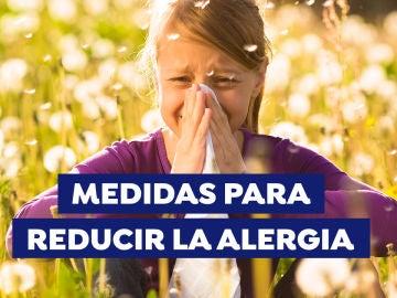 Claves para evitar la alergia y no confundir sus síntomas con los del coronavirus