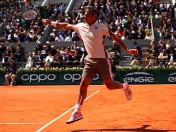 Roger Federer confirma su presencia en Roland Garros