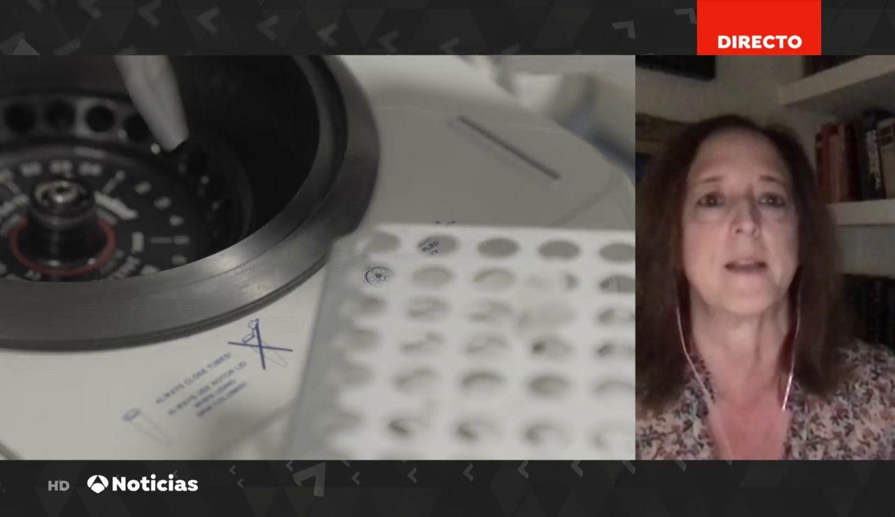 Entrevista a Matilde Cañelles