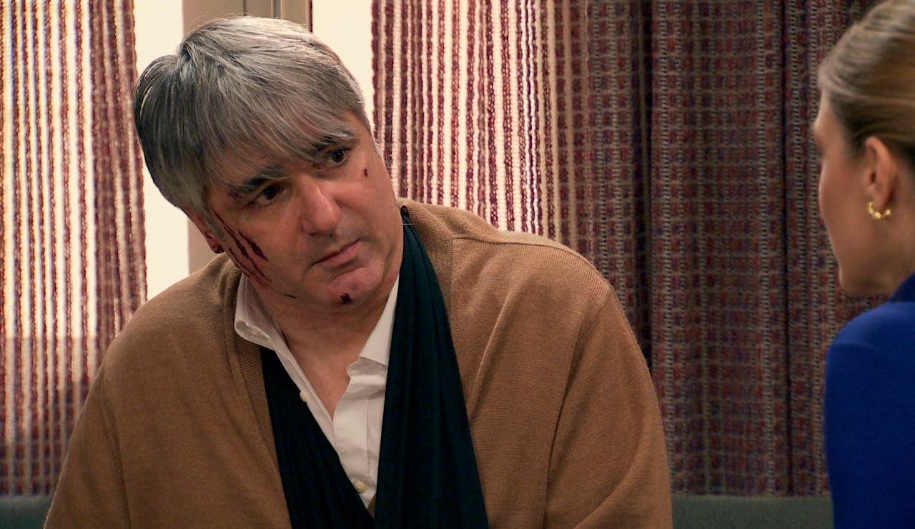 Juan no podrá ayudar a Maica a encontrar a su hijo