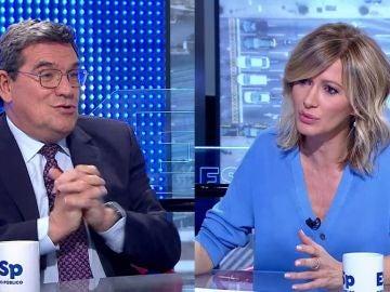 """José Luis Escrivá: """"Es falso que haya un recorte de las pensiones"""""""