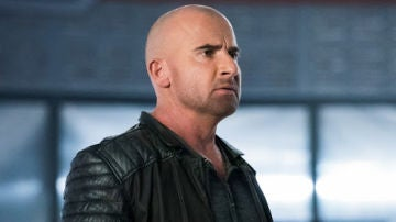 Dominic Purcell en 'Legends of Tomorrow'