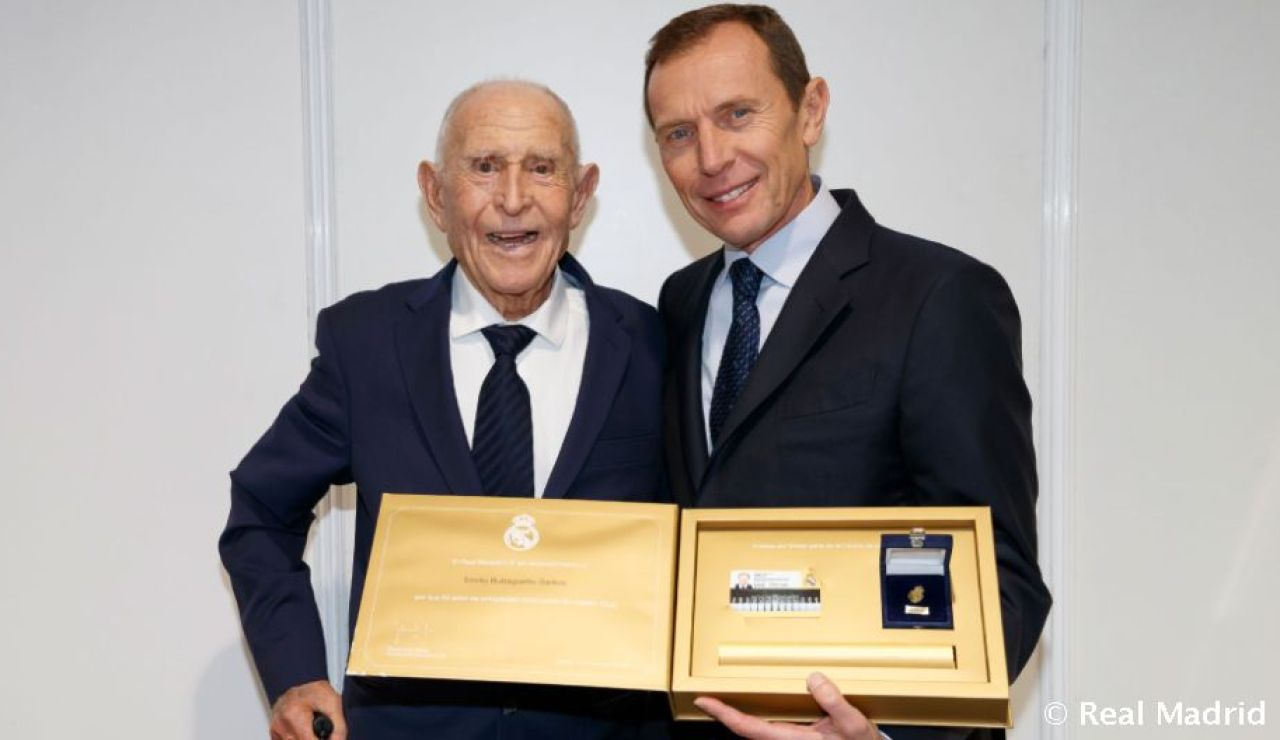 Muere Emilio Butragueño Benavente, padre de la leyenda del Real Madrid