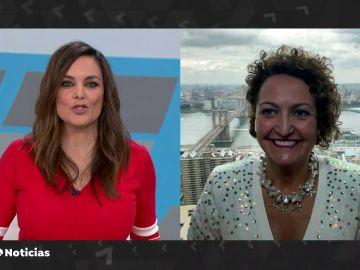 """Ana Céspedes, directora de IAVI: """"El objetivo es una vacuna unidosis que se mantenga a temperatura ambiente"""""""