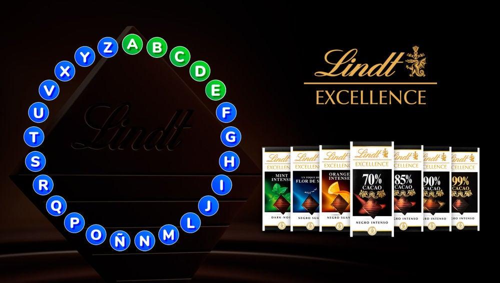 Descubre cómo ganar un año de chocolate gratis con el rosco de 'Pasalabra' y Lindt Excellence