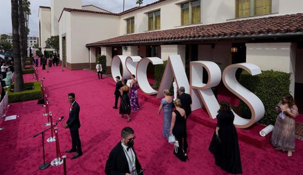 Alfombra roja de los Premios Óscar