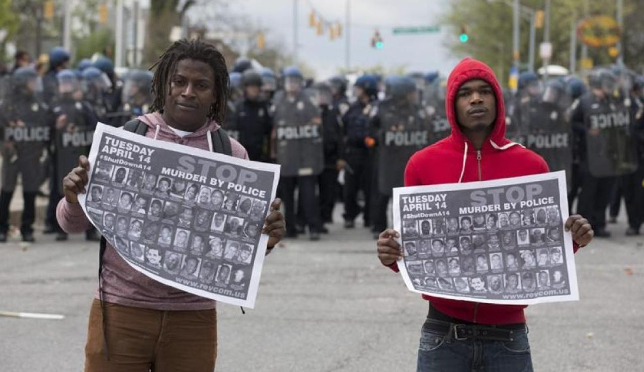 Efemérides de hoy 27 de abril de 2021: Disturbios en Baltimore