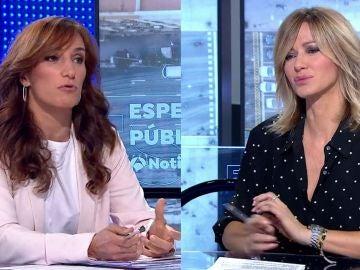 Mónica Martínez (Más Madrid).