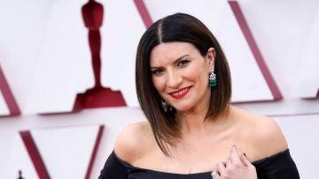 Laura Pausini en los Premios Oscar