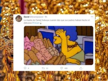 Los 21 mejores memes de los Oscars 2021