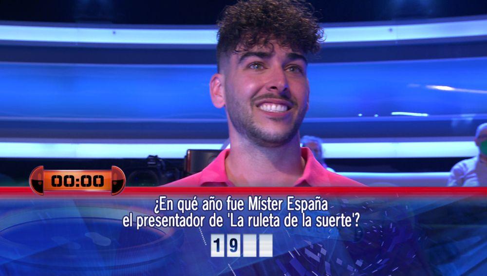 La respuesta de un concursante de '¡Ahora caigo!' por la que Jorge Fernández pondrá el grito en el cielo