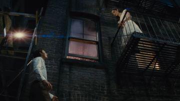 Ansel Elgort y Rachel Zegler en 'West Side Story'