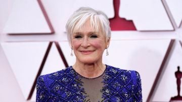 Glenn Close en los Oscar 2021
