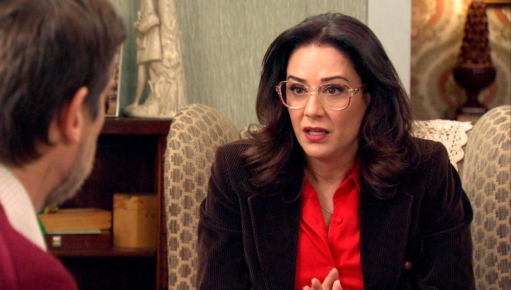 """La advertencia de Cristina: """"No habléis de esto con nadie"""""""