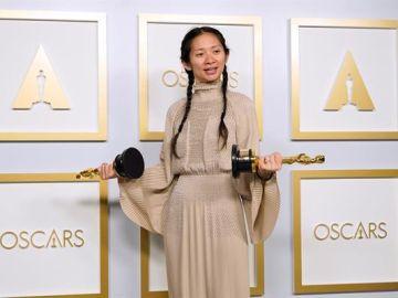Chloe Zhao, directora de 'Nomadland'