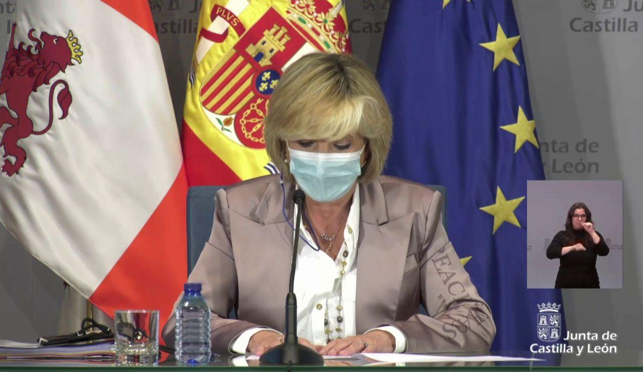 Estas son las nuevas restricciones, horarios y cierres decretados en Castilla y León por el coronavirus