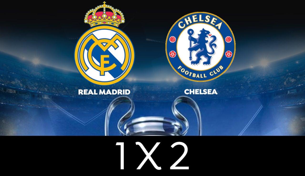 Real Madrid - Chelsea: ¿Quién pasará a la final de Champions League?