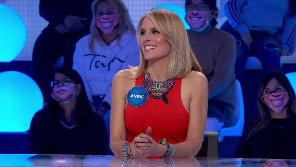 """Así ha cambiado la vida de Angie Rigueiro, presentadora de Antena 3 Deportes: """"Antes me levantaba a las dos y media de la mañana"""""""