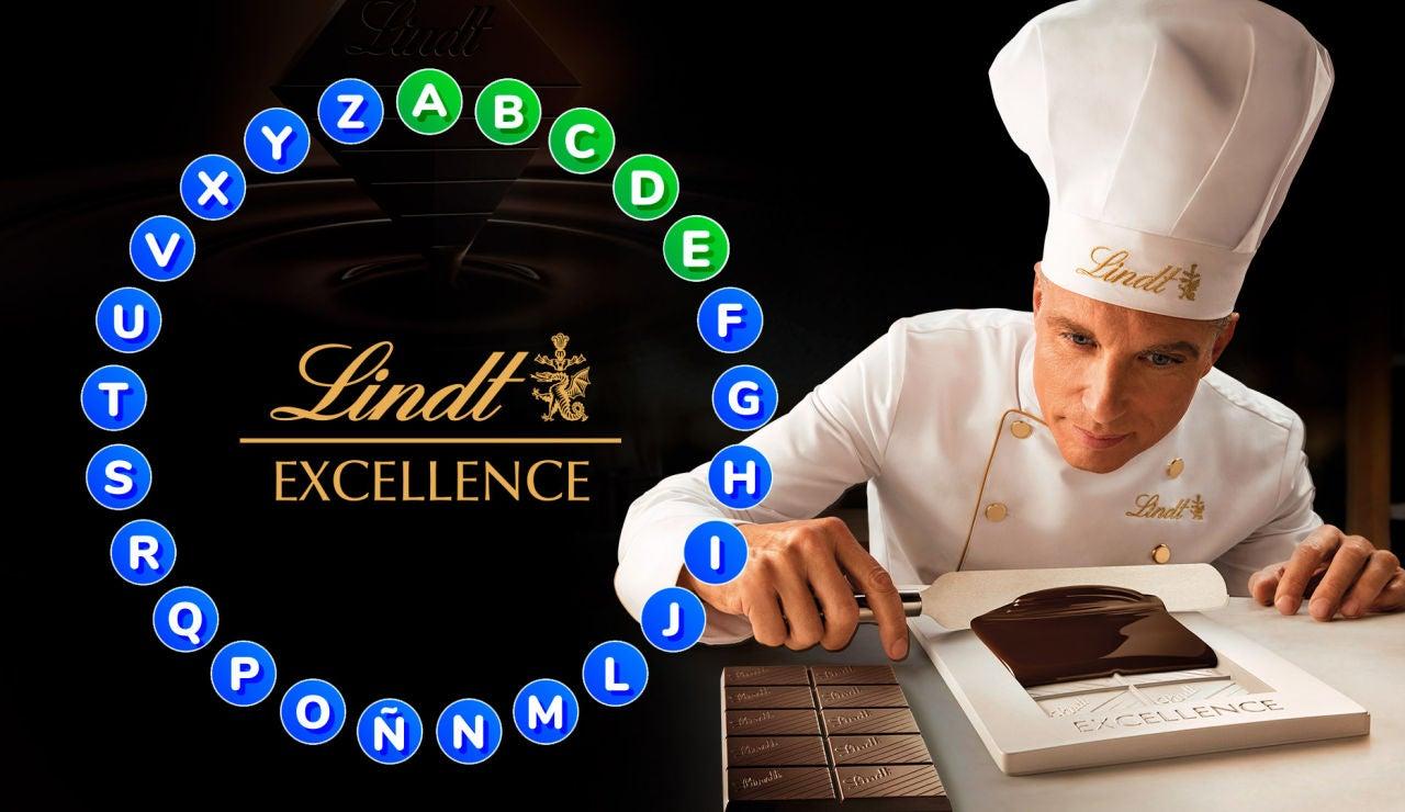 Gana un año de chocolate gratis jugando a 'El Rosco' de 'Pasapalabra' con Lindt Excellence