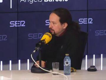 """Pablo Iglesias carga contra Isabel Díaz Ayuso: """"Parece la candidata de la ultraderecha para las elecciones de Madrid"""""""