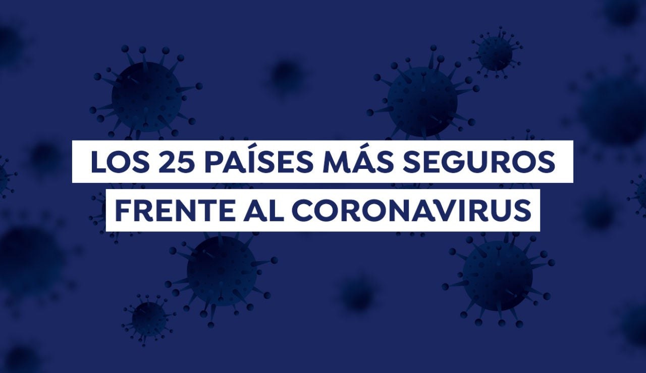 Consulta el ranking de los países más seguros para pasar la pandemia del coronavirus