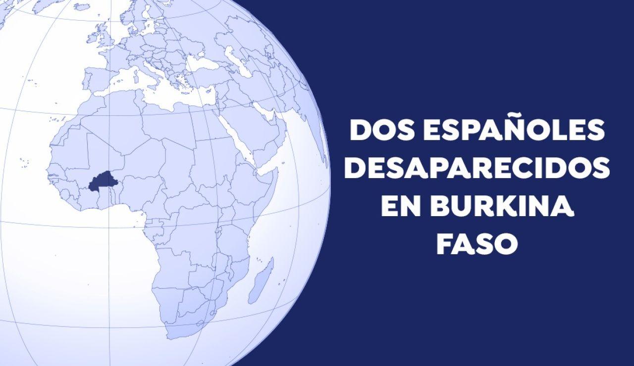 Dos españoles, desaparecidos en una emboscada a una patrulla contra la caza furtiva en Burkina Faso