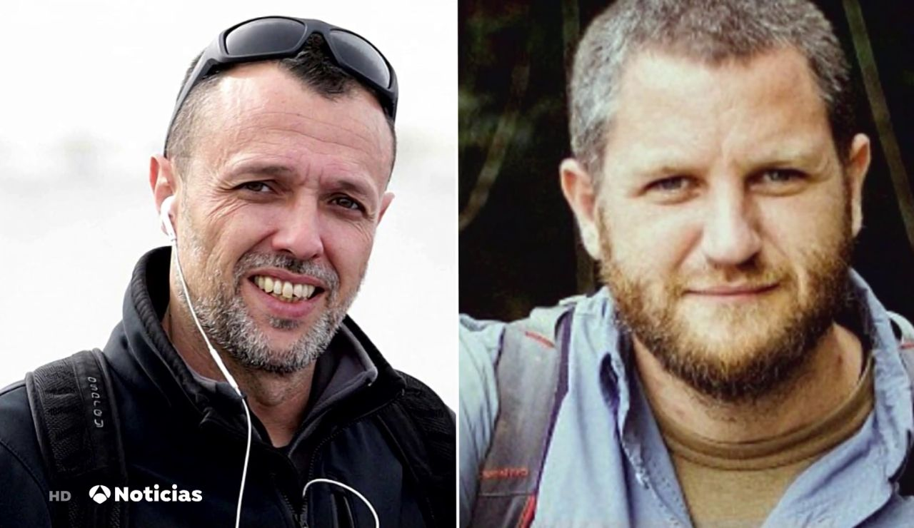 Así eran David Beriáin y Roberto Fraile, los dos periodistas asesinados en Burkina Faso