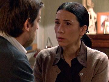 """Manolita, temblando a Marcelino: """"Tengo que contarte una cosa, ya no puedo más"""""""