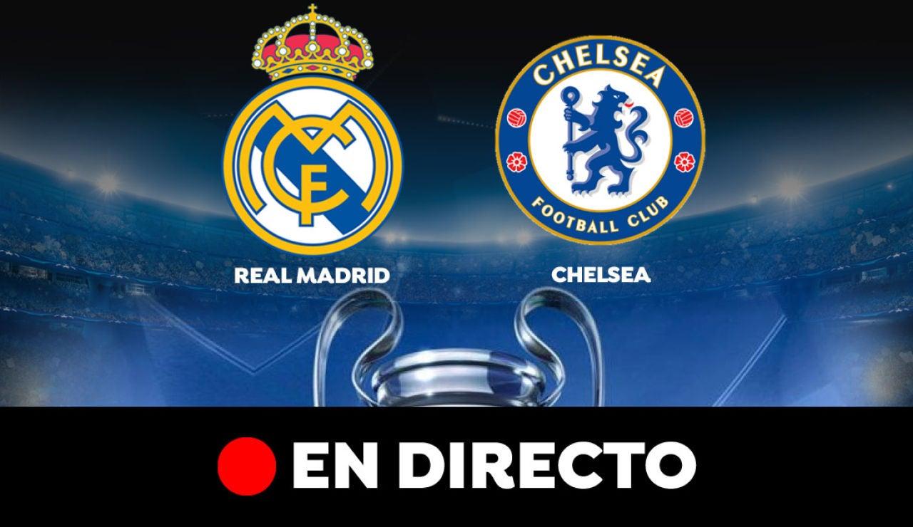 Real Madrid - Chelsea: Resultado y goles del partido de hoy, en directo | Champions League