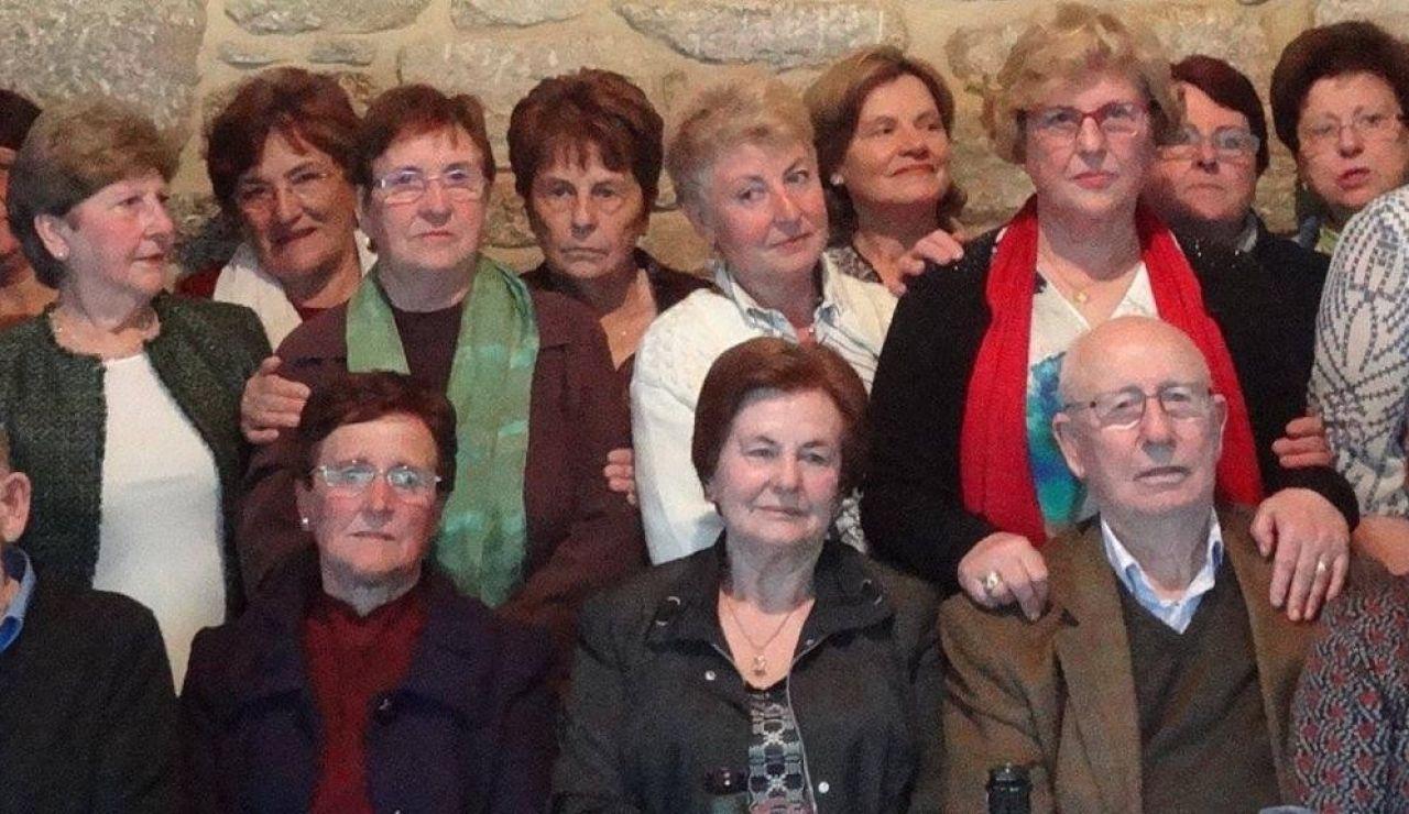Hermanos de sangre y ahora también de vacuna en Galicia