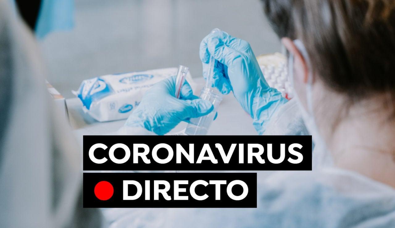 Coronavirus en España hoy: Restricciones en Madrid, Cataluña, Galicia, pasaporte COVID y vacunas, en directo
