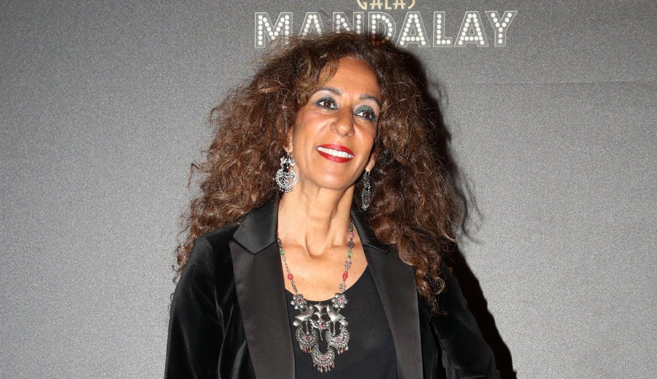 Rosario Flores, muy afectada tras la muerte de Quique San Francisco