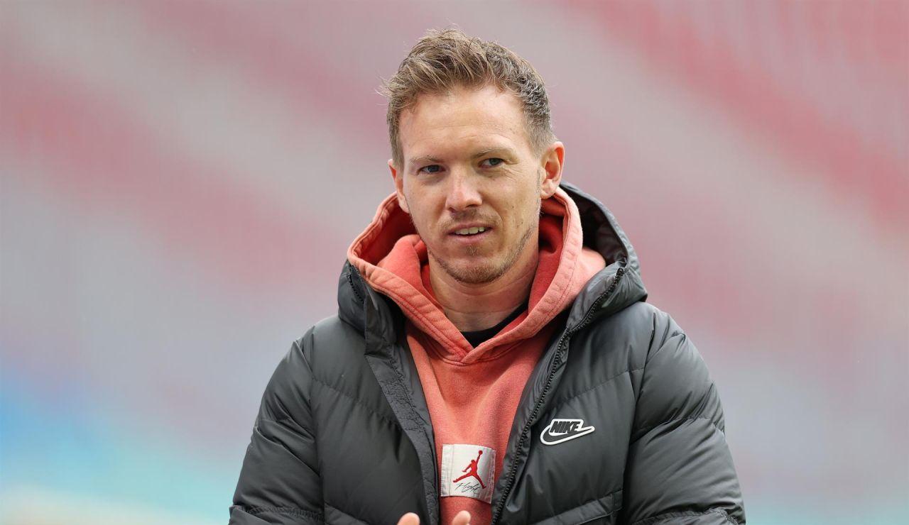 Julian Nagelsmann será el nuevo entrenador del Bayern a partir de la próxima temporada